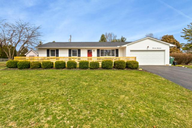 1400 Havencrest Court, Columbus, OH 43220 (MLS #219009309) :: Berkshire Hathaway HomeServices Crager Tobin Real Estate