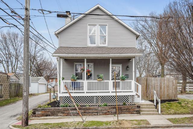 76 E Jenkins Avenue, Columbus, OH 43207 (MLS #219009353) :: Brenner Property Group | Keller Williams Capital Partners