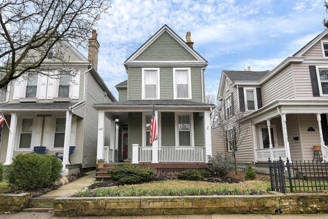 169 E Mithoff Street, Columbus, OH 43206 (MLS #219009520) :: Keith Sharick | HER Realtors