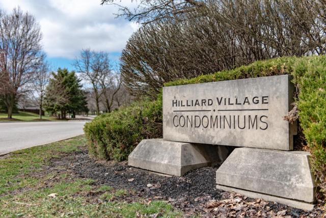 1850 Bennigan Drive 84D, Hilliard, OH 43026 (MLS #219009567) :: Signature Real Estate