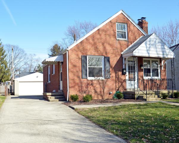 846 Mcclain Road, Columbus, OH 43212 (MLS #219009744) :: RE/MAX ONE
