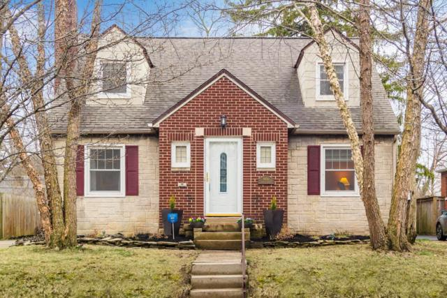 1436 Linwood Avenue, Columbus, OH 43206 (MLS #219009747) :: Berkshire Hathaway HomeServices Crager Tobin Real Estate