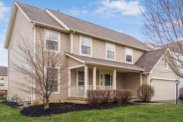 5636 Jennybrook Lane, Hilliard, OH 43026 (MLS #219009794) :: Keller Williams Excel