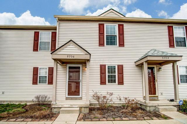 5706 Snow Drive 127B, Hilliard, OH 43026 (MLS #219009896) :: Signature Real Estate