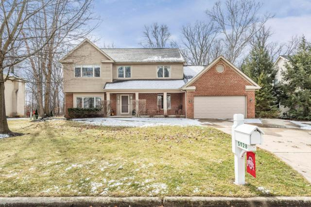 5528 Cypress Court, Westerville, OH 43082 (MLS #219009951) :: Keller Williams Excel