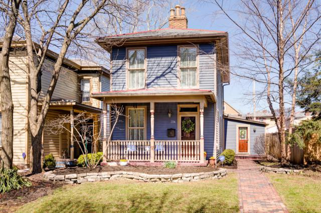 334 Tappan Street, Columbus, OH 43201 (MLS #219010092) :: RE/MAX ONE