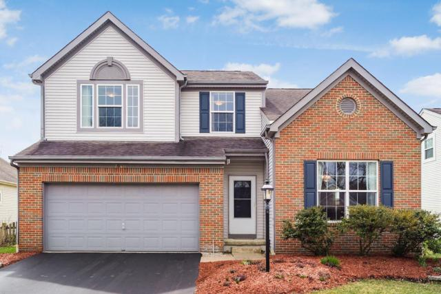 7540 Covington Springs Court, Westerville, OH 43082 (MLS #219010168) :: Berkshire Hathaway HomeServices Crager Tobin Real Estate
