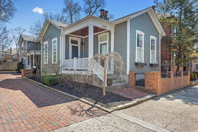 586 S 6th Street, Columbus, OH 43206 (MLS #219010178) :: RE/MAX ONE