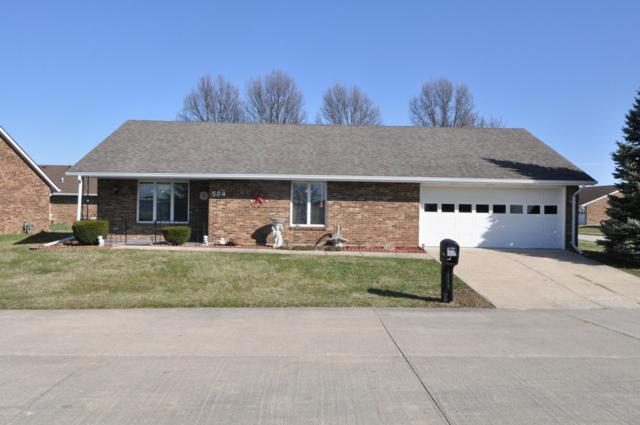 504 Circle Drive, London, OH 43140 (MLS #219010199) :: The Raines Group