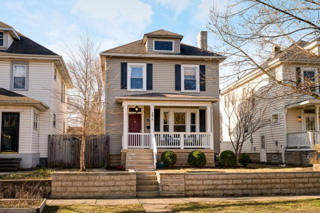 295 E Gates Street, Columbus, OH 43206 (MLS #219010226) :: Berkshire Hathaway HomeServices Crager Tobin Real Estate