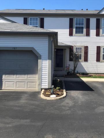 161 Macfalls Way, Blacklick, OH 43004 (MLS #219010440) :: Signature Real Estate