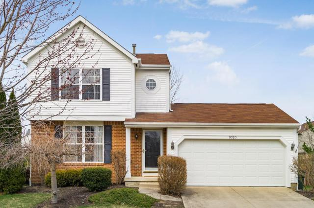 9020 Ellersly Drive, Lewis Center, OH 43035 (MLS #219010448) :: Berkshire Hathaway HomeServices Crager Tobin Real Estate