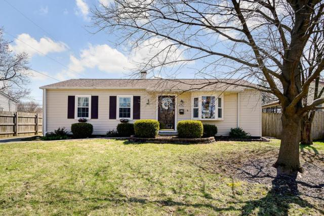 4793 Midlane Drive, Hilliard, OH 43026 (MLS #219010453) :: Keller Williams Excel