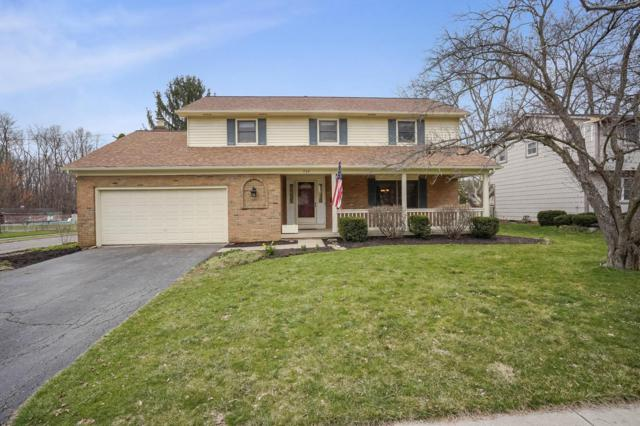 719 Granby Place W, Westerville, OH 43081 (MLS #219010548) :: Keller Williams Excel