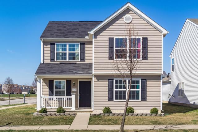 5521 Goose Falls Drive, Dublin, OH 43016 (MLS #219010598) :: Signature Real Estate
