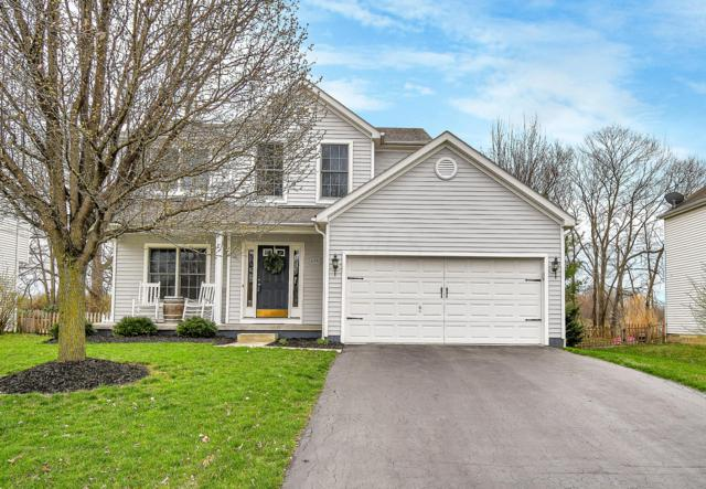 6399 Streams End Drive, Canal Winchester, OH 43110 (MLS #219010704) :: Keller Williams Excel