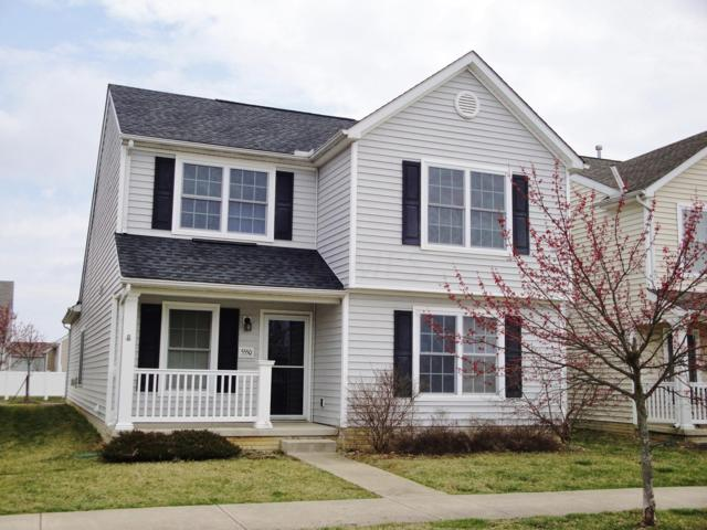 5550 Spring River Avenue, Dublin, OH 43016 (MLS #219010885) :: RE/MAX ONE