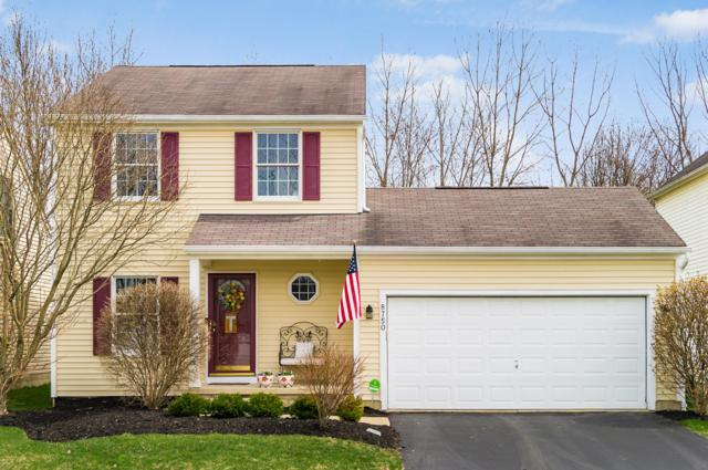8750 Woodwind Drive, Lewis Center, OH 43035 (MLS #219010887) :: Berkshire Hathaway HomeServices Crager Tobin Real Estate
