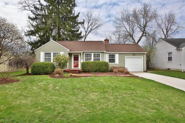 425 Kenbrook Drive, Worthington, OH 43085 (MLS #219010889) :: Berkshire Hathaway HomeServices Crager Tobin Real Estate