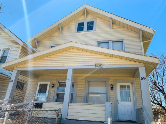 59 S Hague Avenue, Columbus, OH 43204 (MLS #219010919) :: RE/MAX ONE