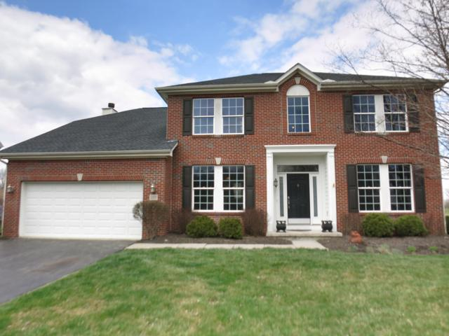2355 Bold Venture Drive, Lewis Center, OH 43035 (MLS #219010960) :: Julie & Company
