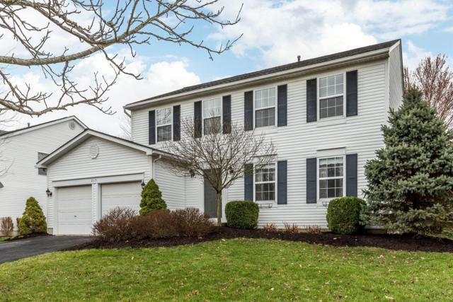215 Dogwood Drive, Delaware, OH 43015 (MLS #219010972) :: The Clark Group @ ERA Real Solutions Realty