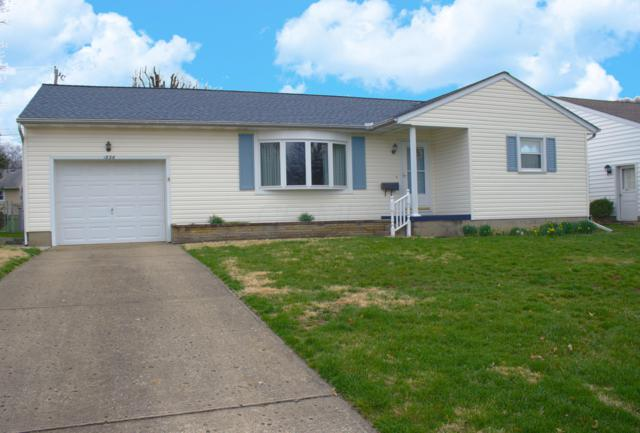 1836 Glenmar Drive, Lancaster, OH 43130 (MLS #219011136) :: CARLETON REALTY