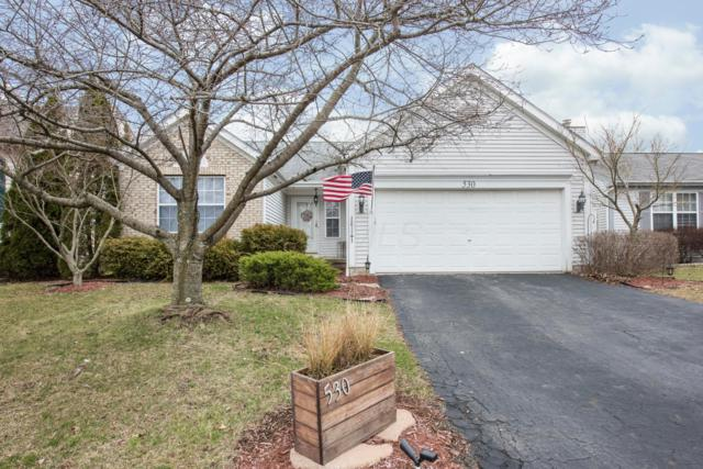 530 Candleglow Road, Blacklick, OH 43004 (MLS #219011179) :: Berkshire Hathaway HomeServices Crager Tobin Real Estate