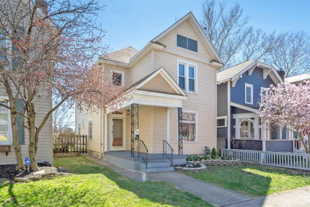 387 E Kossuth Street, Columbus, OH 43206 (MLS #219011296) :: ERA Real Solutions Realty