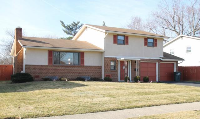 1455 Fahlander Drive S, Columbus, OH 43229 (MLS #219011300) :: ERA Real Solutions Realty