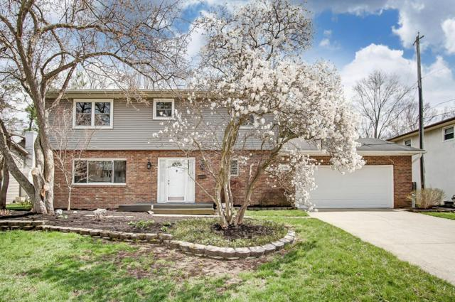 708 E Winmar Place, Westerville, OH 43081 (MLS #219011314) :: Keller Williams Excel