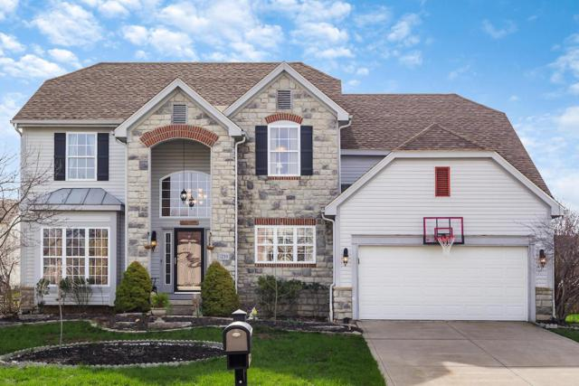 1239 Royal Oak Drive, Lewis Center, OH 43035 (MLS #219011343) :: ERA Real Solutions Realty