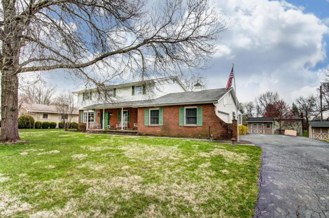 6153 Cherry Hill Drive, Columbus, OH 43213 (MLS #219011408) :: Berkshire Hathaway HomeServices Crager Tobin Real Estate