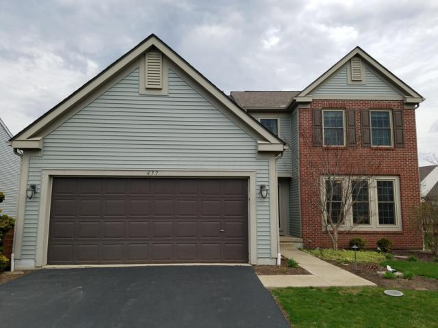 477 Ironhorse Drive, Delaware, OH 43015 (MLS #219011412) :: The Clark Group @ ERA Real Solutions Realty
