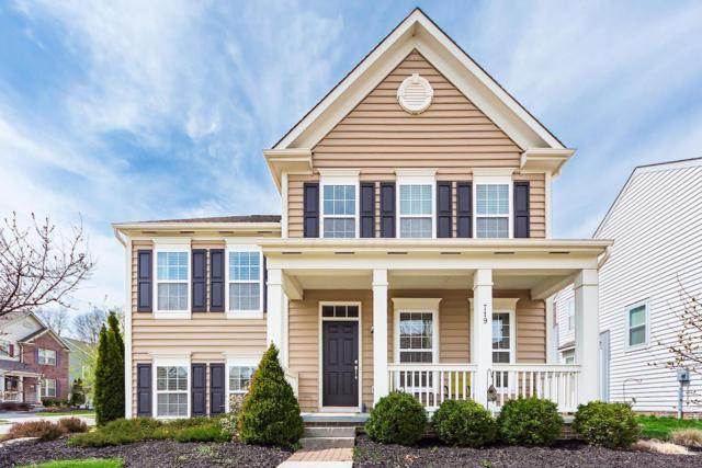 719 Mill Crossing Drive, Westerville, OH 43082 (MLS #219011526) :: ERA Real Solutions Realty