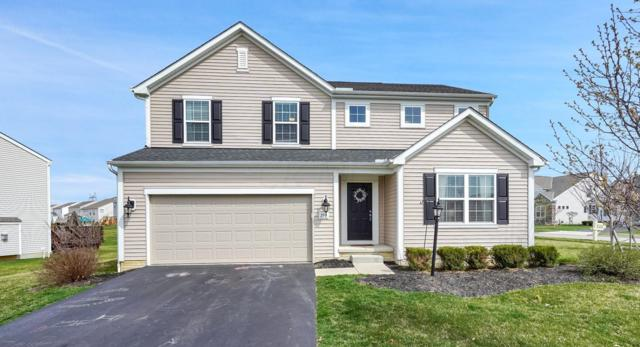 296 Flushing Way, Sunbury, OH 43074 (MLS #219011567) :: Keller Williams Excel