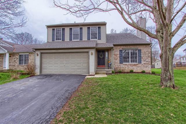 8459 Olenbrook Drive, Lewis Center, OH 43035 (MLS #219011623) :: Berkshire Hathaway HomeServices Crager Tobin Real Estate