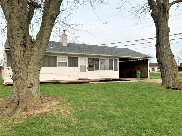 105 Buerger Street, Marysville, OH 43040 (MLS #219011627) :: Signature Real Estate