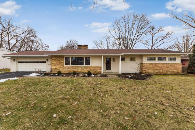 3868 Chevington Road, Columbus, OH 43220 (MLS #219011643) :: Keller Williams Excel