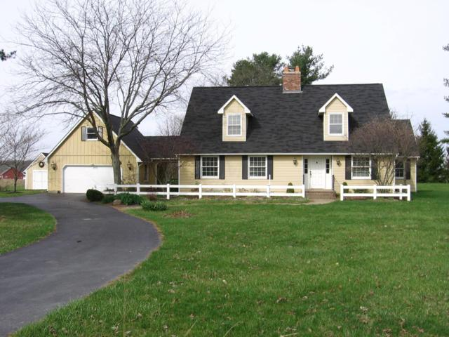 9855 Hyland Croy Road, Plain City, OH 43064 (MLS #219011663) :: Berkshire Hathaway HomeServices Crager Tobin Real Estate