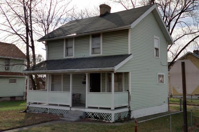 841 Saint Clair Avenue, Columbus, OH 43201 (MLS #219011697) :: ERA Real Solutions Realty