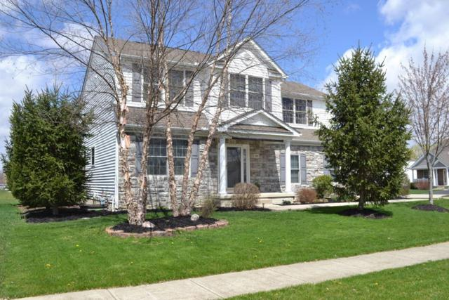 484 Stable Street, Marysville, OH 43040 (MLS #219011833) :: Signature Real Estate