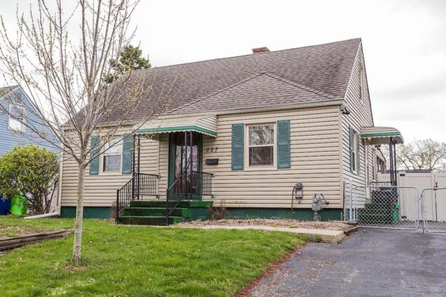 827 Eddystone Avenue, Columbus, OH 43224 (MLS #219011881) :: Berkshire Hathaway HomeServices Crager Tobin Real Estate