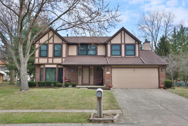 731 Hunters, Columbus, OH 43230 (MLS #219011898) :: Berkshire Hathaway HomeServices Crager Tobin Real Estate