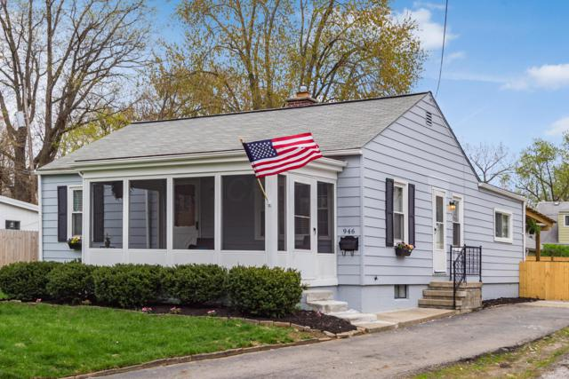 946 College Avenue, Bexley, OH 43209 (MLS #219011928) :: Signature Real Estate