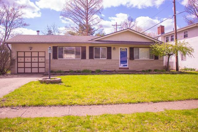 5489 Redwood Road, Columbus, OH 43229 (MLS #219011933) :: Keller Williams Excel