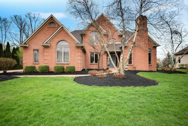 5727 Medallion Drive E, Westerville, OH 43082 (MLS #219012116) :: ERA Real Solutions Realty