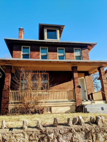 1106 E Whittier Street A, Columbus, OH 43206 (MLS #219012142) :: CARLETON REALTY