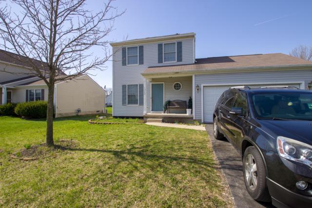 1264 Village Drive, Marysville, OH 43040 (MLS #219012169) :: Signature Real Estate