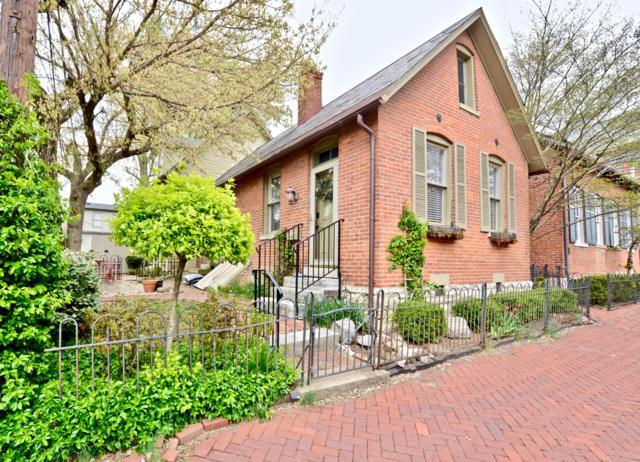296 E Beck Street, Columbus, OH 43206 (MLS #219012202) :: CARLETON REALTY